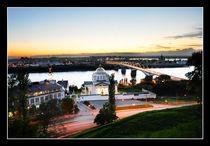 Nizhny Novgorod by Vladislav Pudov