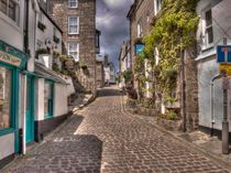 St. Ives Street by Allan Briggs