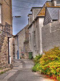 St. Ives Street von Allan Briggs