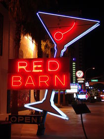 Red Barn Las Vegas by kopfkirmes
