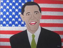 Barack O' Bama by Eamon Reilly