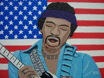 AMERICAN HEROES: JIMI von Eamon Reilly
