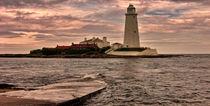 St Mary's Island von tkphotography
