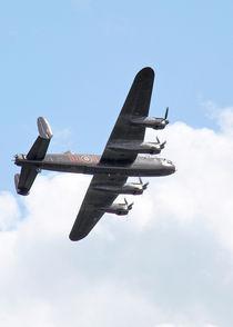 Lancaster Bomber von John Biggadike