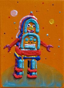 Roger, der kluge Roboter by Bella Sommer