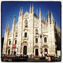 Sunny day in Milan by Azzurra Di Pietro