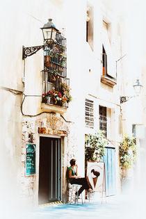 Altstadt Barcelona von fraudoktor