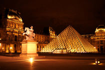 The Louvre Museum von Kelsey Horne