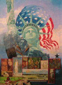 Statue of Liberty Centennial by Chuck Hamrick