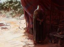 Abraham's tent by Joel Poblocki