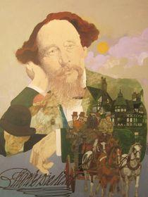 Charles Dickens von Chuck Hamrick