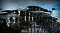 Harbour Bridge Reflection von christophrm