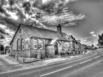 The Old School Rufforth by Allan Briggs