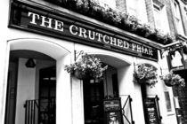 The Crutched Friar pub London von David Pyatt