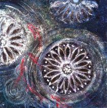 Lotus 2 (Seerosen 2)  by Myungja Anna Koh