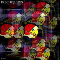 Freche Jung`s. von Bernd Vagt