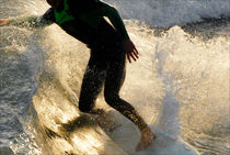 Silver Surfer von Andrew Lever