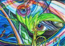 Augen der Welt von Lydia  Knauf