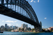 Sydney Harbour Bridge von George Kay