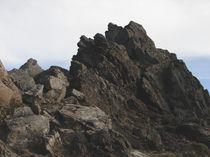 Razor sharp rocks / Emyn Muil von starsongstudio