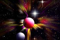 Extra - solares Planetensystem Nr. 1022. by Bernd Vagt