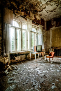 TV Room von David Pinzer
