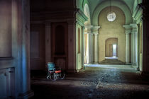 Abandoned Hospital by David Pinzer