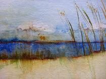 Gräser in Gedanken von Jacqueline Schreiber