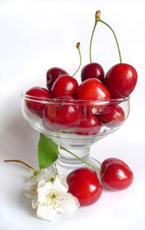 Kirschen  von Kerstin Runge