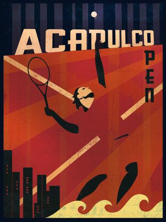 Acapulco-border