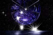 Zu den interstellaren Welten. von Bernd Vagt