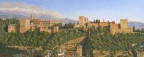 La Alhambra, Granada by Richard Harpum