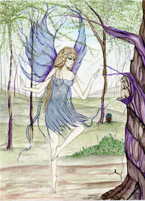 Good Morning Beltane by Freyeesha Hall
