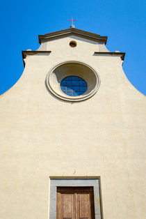 The Basilica of Santa Maria del Santo Spirito by Russell Bevan Photography