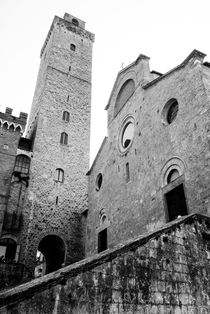 San Gimignano by Russell Bevan Photography