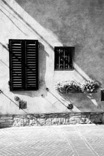 Shuttered Window by Russell Bevan Photography
