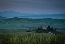 Val d'Orcia von Russell Bevan Photography