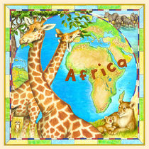 Africa by Lisa  McCue