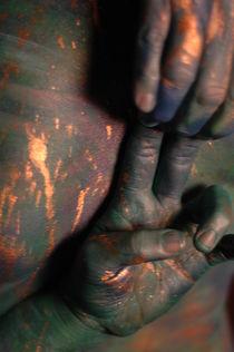 John Body Painting von RoByn Thompson