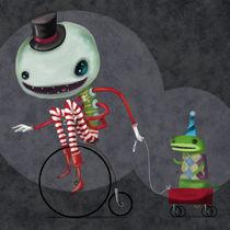Send in the Clowns von artbykeys