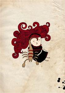 Scorpio Girl by Kristina  Sabaite