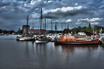 Emder Hafen by michas-pix