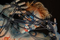 Justin Body Painting von RoByn Thompson