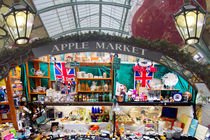 Covent Garden Apple Market by David J French
