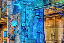 Blau  von Urban Pics