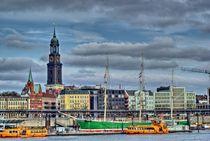 Hamburger Hafen von Urban Pics