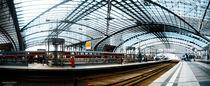 Berlin Hauptbahnhof von Alda Silva