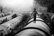 Playing on the Pipelines von Rob van Kessel