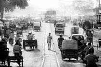 Old Delhi III von Rob van Kessel