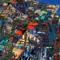 Seaside Village by Helmut Licht